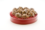 Chewy Coconut Pecan - 12 pc. Tin