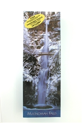 Multnomah Falls Winter Puzzle