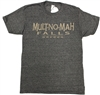Multnomah Falls Lightweight Tee - Grey