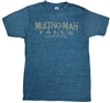 Multnomah Falls Lightweight Tee - Blue