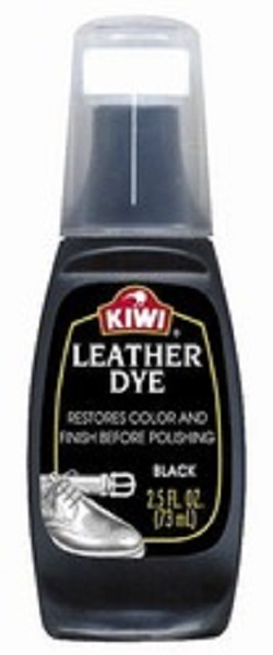 KIWI Leather Dye - Black