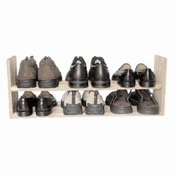 Shoe Keeper Stackable Shoe Rack