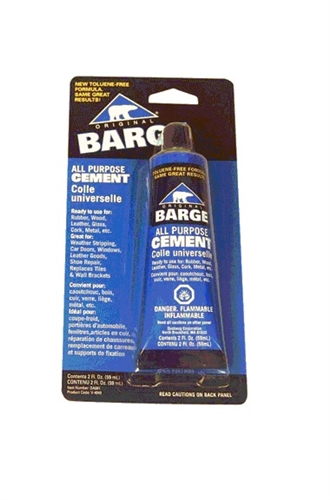 Barge All Purpose Cement - Large - 2 oz..