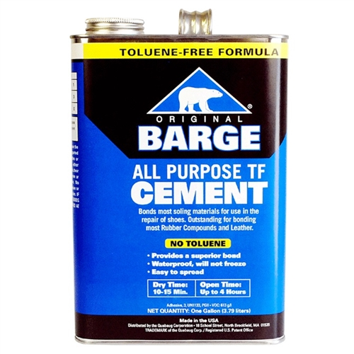 Barge All Purpose TF Cement - 1 Gallon