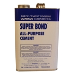 Barge Super Bond Cement - 1 Gallon