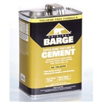 Barge Super Bond Fast Dry TF Cement - 1 Gallon