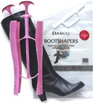 PINK Dasco Boot Shaper II (1 pair) - Made in England