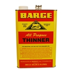 Barge All Purpose Thinner - 1 Gallon