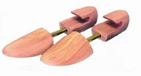 Men's Cedar Shoe Tree - Solid Toe - O'Hearn