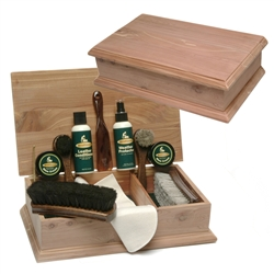 Rochester Executive Shoe Care Kit