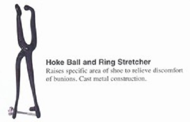 Professional Ball and Ring Stretcher, bunion stretcher