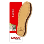 TACCO Leather Insoles for Men & Women