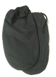 Black Shoe Covers Bags (1 Pair)