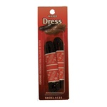 Classic Waxed Dress Round Shoe Laces (2 Pair)