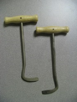 Boot Hooks - Boot Pull Ons