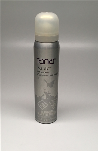 TANA Foot Silk Freshener (2.09 Oz.)