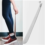 Stainless Steel Shoe Horn - 27.5 Inches