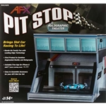 AFX RACEMASTER 21070... PIT STOP HOLOGRAPHIC THEATER