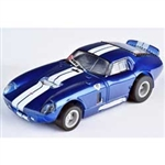 AFX RACEMASTER ... SHELBY COBRA LTD EDITION RUSSKIT