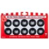 AMT ... BIG RIG TRUCK TIRE PARTS PACK 1/25