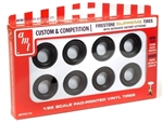 AMT ... FIRESTONE SUPREME TIRES PARTS PACK 1/25