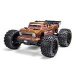 ARRMA RC CAR ... OUTCAST 4X4 4S BLX RTR BRONZE 1/10