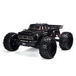 ARRMA RC CAR ... NOTORIOUS 6S 4WD BLX STUNT TRUCK BLACK 1/8