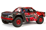 ARRMA RC CAR ... MOJAVE 6S 4WD BLX 1/7 DESERT TRUCK RTR RED/BLACK