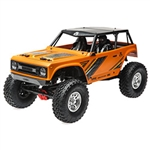 AXIAL MOTORS ... WRAITH 1.9 1/10TH SCALE ELECTRIC 4WD RTR ORANGE