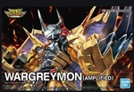 BANDAI GUNDAM ... WARGREYMON AMPLIFIED DIGIMON FIGURE-RISE