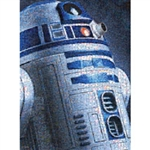 BUFFALO GAMES 10604... STAR WARS:  R2-D2 1000 PC