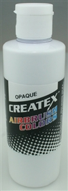 CREATEX COLORS ... AB OPAQUE WHITE  32 oz.