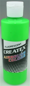 CREATEX COLORS ... AB FLUORESCENT GREEN 32 oz.