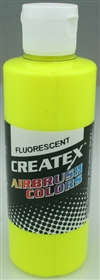 CREATEX COLORS ... AB FLUORESCENT YELLOW 32 oz.