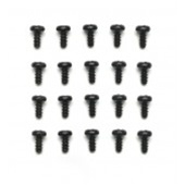 DUALSKY XH21012... 3 X 6 PHILLIPS SCREW SET 20PCS