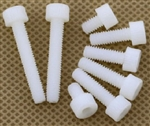DIATONE INNOVATIONS FRM38SCR... NYLON M3 8mm HEX SCREWS 10PC