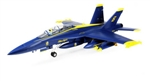 E-FLITE ... F-18 BLUE ANGELS 80MM EDF BNF BASIC
