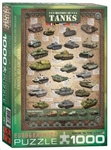EUROGRAPHICS PUZZLES 1... PUZZLE HISTORY OF TANKS 1000PC