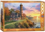 EUROGRAPHICS PUZZLES 5... PUZZLE THE OLD LIGHTHOUSE 1000PC