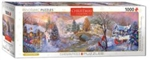 EUROGRAPHICS PUZZLES 1... PUZZLE CHRISTMAS COLLECTION 1000PC