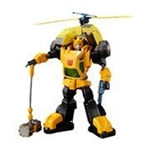 FLAME TOYS ... BUMBLE BEE TRANSFORMER