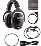 GARRETT METAL DETECTOR ... Z LYNK HEADPHONE/TRANSMITTER KIT