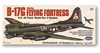 "GUILLOWS ... B-17 FLYING FORTRESS 45"" W/S"