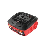 HITEC RCD USA ... X2 AC PLUS BLACK EDITION AC/DC CHARGER