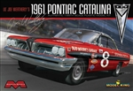 MOEBIUS ... PONTIAC `61 CATALINA LIL JOE WEATHERLY'S STOCK CAR LTD EDI