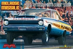 MOEBIUS ... PLYMOUTH `65 MELROSE MISSILE  HEMI SUPER STOCK DRAG CAR