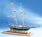 MODEL SHIPWAYS ... PRIDE OF BALTIMORE 2 SHIP KIT 1/64