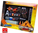 PHOENIX TOYS 18425... CONSTRUCTION ZONE ACCESSORY SET 1/24