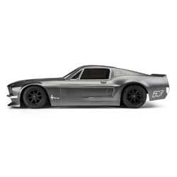 PROTOFORM ... 1968 FORD MUSTANG CLEAR BODY VT