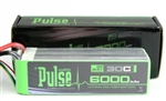PULSE BATTERY ... LIPO 6000mah 18.5V 30C 5S
